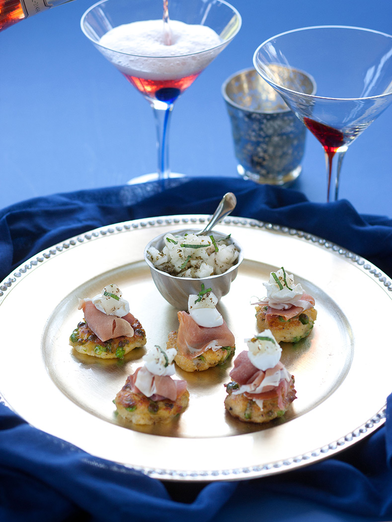 Pea-Blini-with-Parma-Ham-and-Mint-Image-edited
