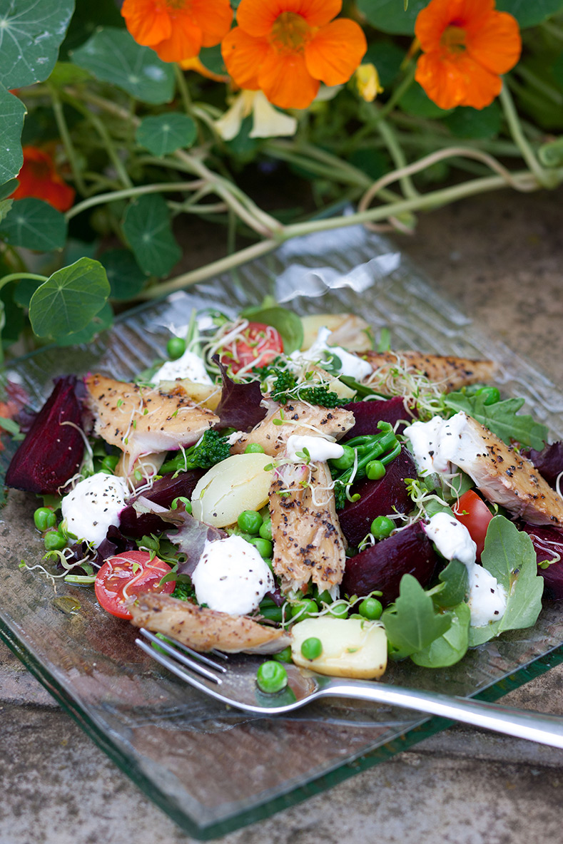 Summer Supper Pea Salad